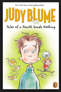 Book Cover - Tales of a Fourth Grade Nothing