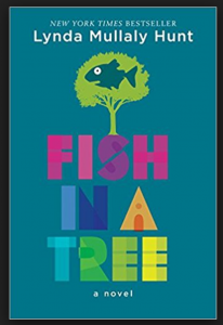 Book Cover - Fish in a Tree