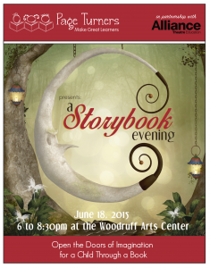 A Storybook Evening 2015 Cover Image