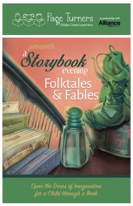 A Storybook Evening 2016 Cover Image
